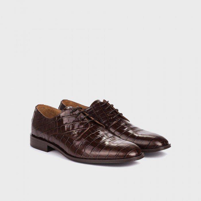 Zapatos hombre Martinelli Ferdy 1302-1682- PYM Marrón.