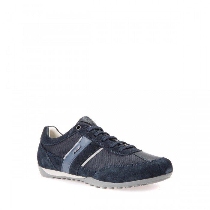 zapatillas hombre Geox Wells Azul