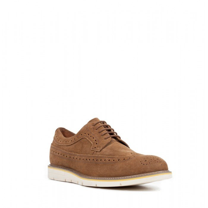Zapatos hombre Geox Uvet Marrón