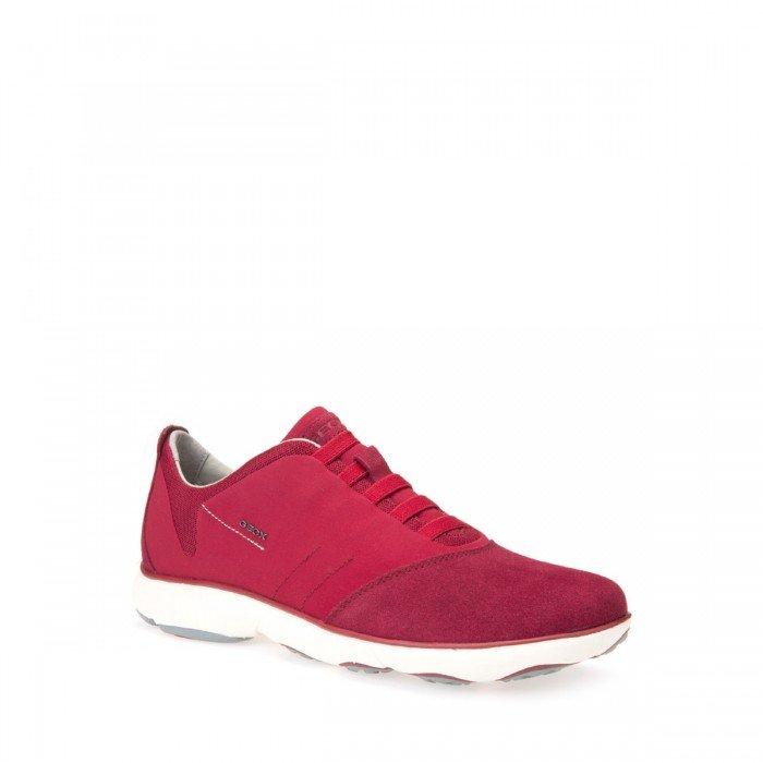 Zapatos hombre Geox Nebula Man Rojo