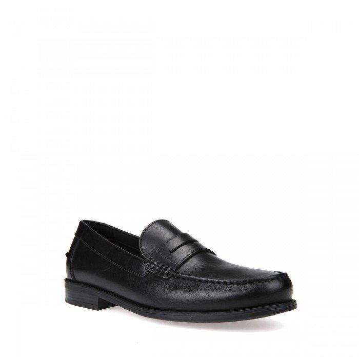 Zapatos hombre Geox U New Damon B negro.