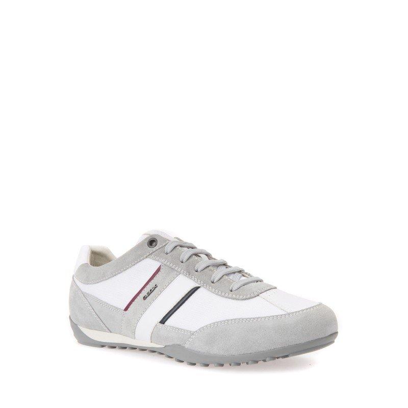 55775497727 Zapatillas deportivas Geox con suela transpirable combinación de ...