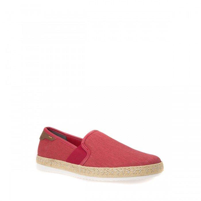 Zapatos hombre Geox Copacabana  Rojo.