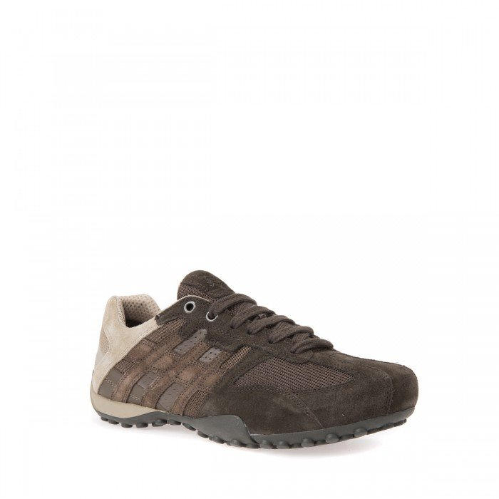 Zapato hombre Geox Snake Marrón
