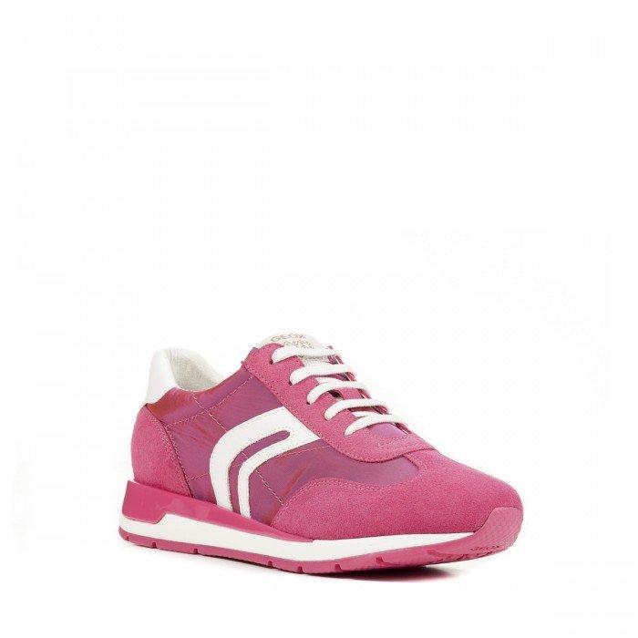 Zapatos mujer Geox Shahira Rosa