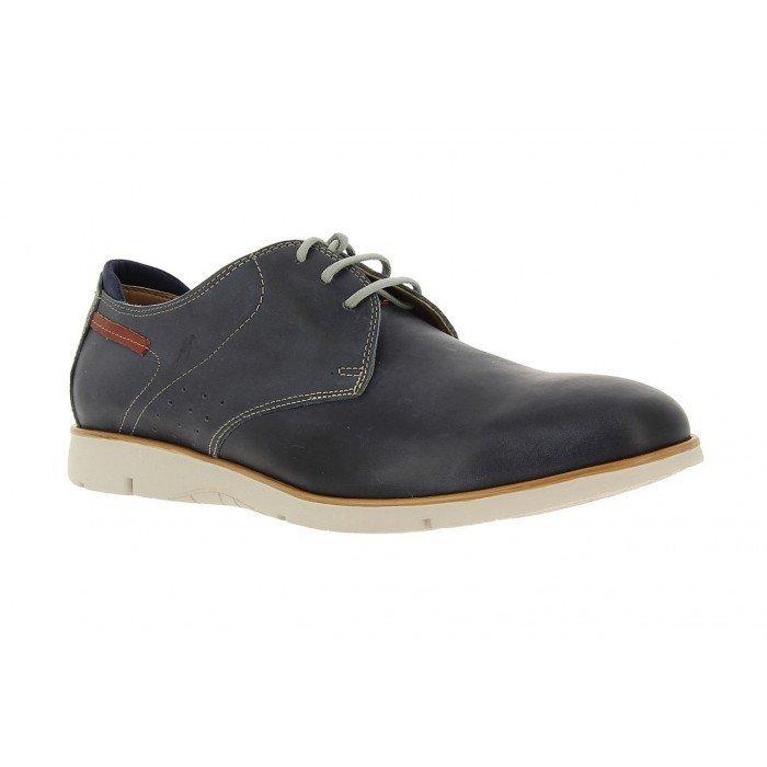 Zapatos Hombre Fluchos Giant 9772 Azul Marino
