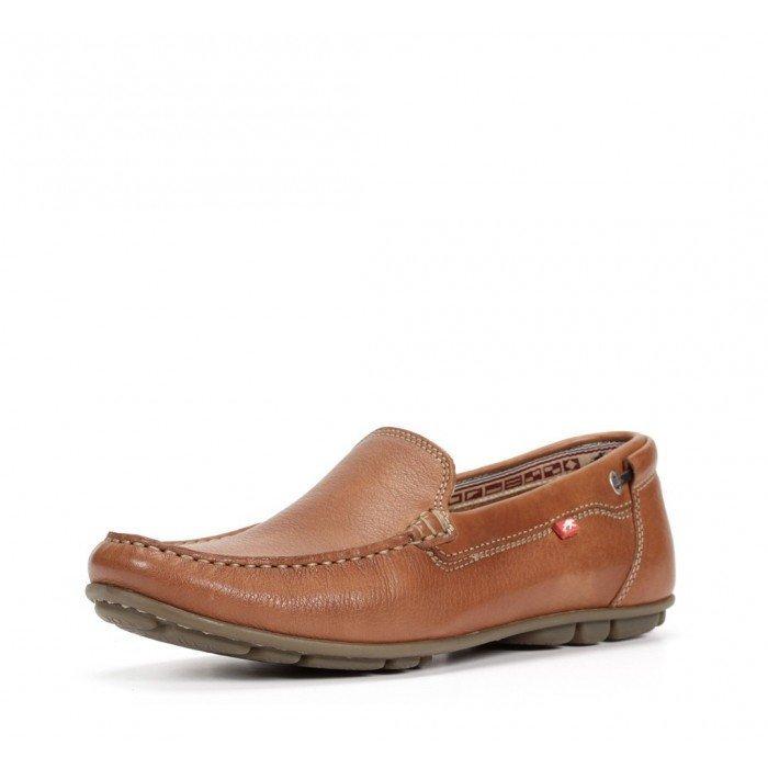 Zapatos Hombre Fluchos Silva 9083 Tornado Cuero