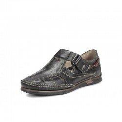 Zapatos Fluchos hombre 7575 negro