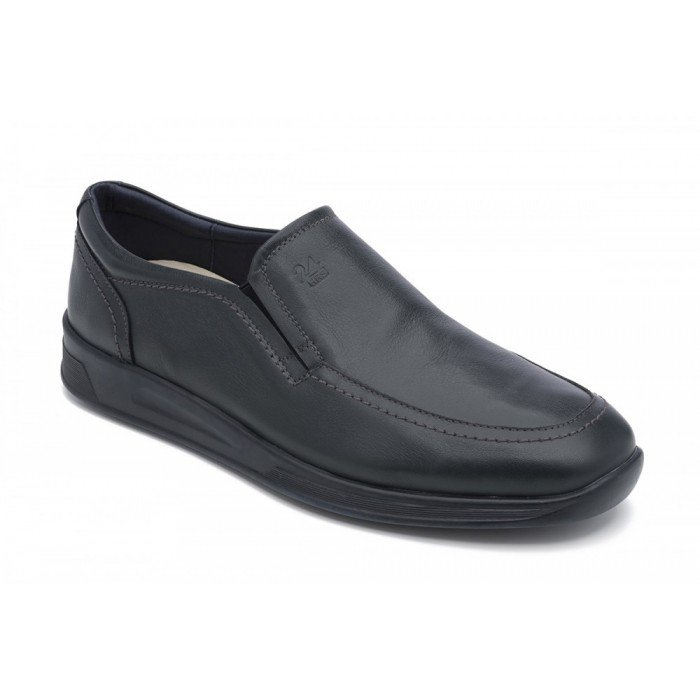 Zapatos Mocasines Hombre 24 Hrs 10311 Azul Marino