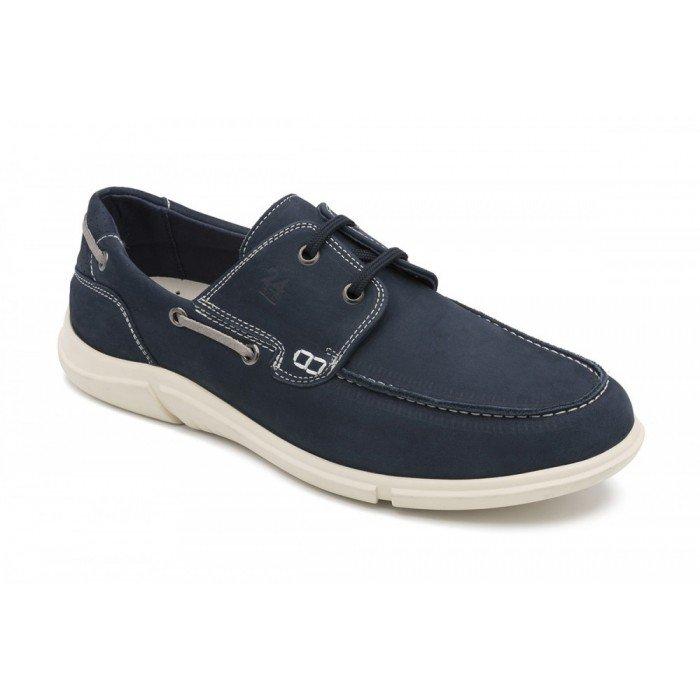 Zapatos hombre 24 Hrs 10376 Nobuck Marino