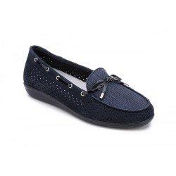 Zpatos mujer 24 Hrs 23533 Combi Azul
