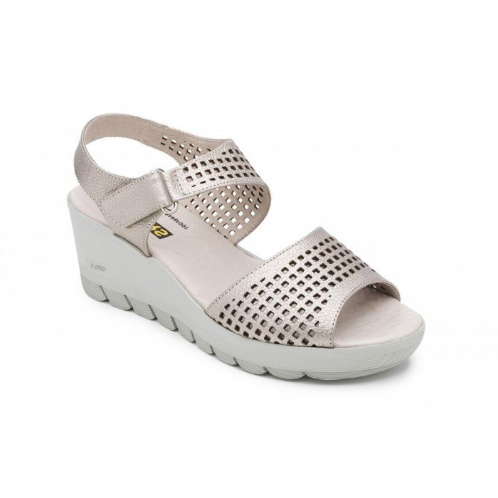 Sandalias mujer 24 Hrs 23628 Baltic Taupe