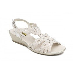 Sandalias mujer 24 Hrs  23640 Relax Beig