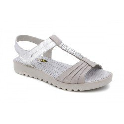 sandalias mujer 24 Hrs  23667 Relax plata