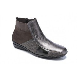 Botines mujer 24 Hrs  22982 Gris