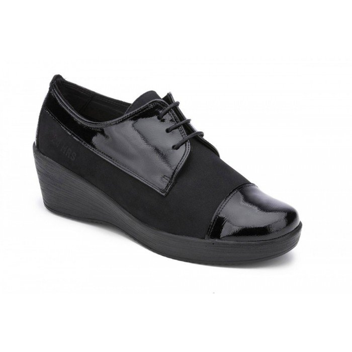 Zapatos mujer 24 Hrs 23016 Negro