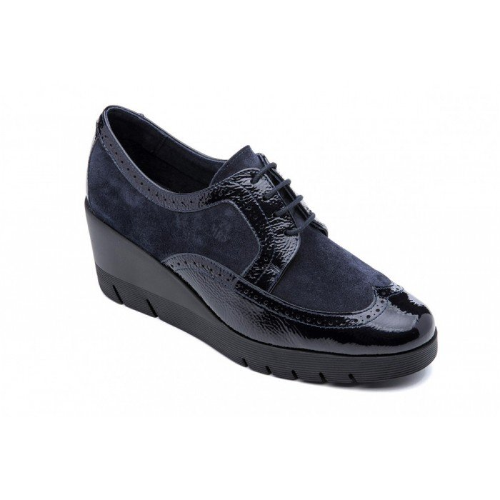 Zapatos mujer 24 Hrs 23451 Azul