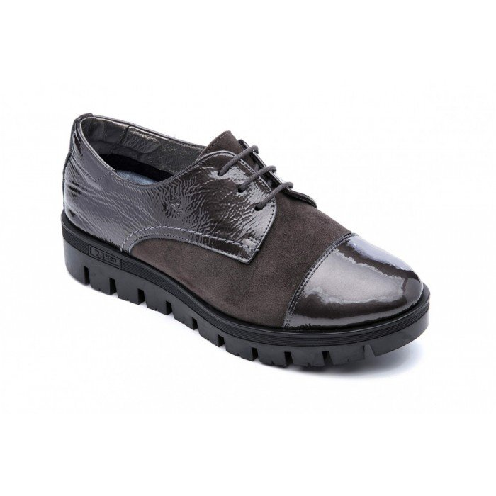Zapatos mujer 24 Hrs 23482 Gris