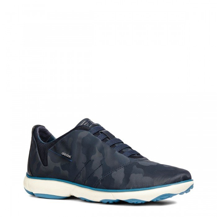 f0d0a6f4c4a Innovadoras zapatillas deportivas Geox con suela supertranspirable ...