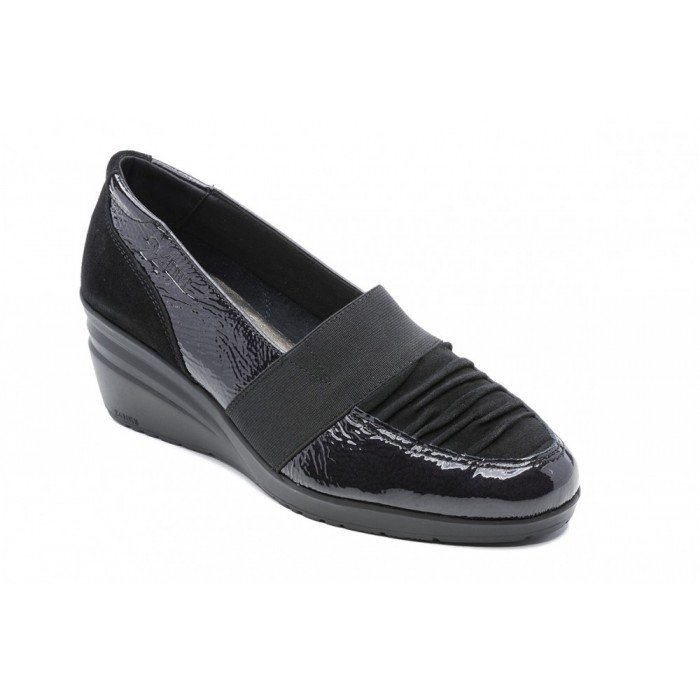 Zapatos mujer 24 Hrs 23427 Negro