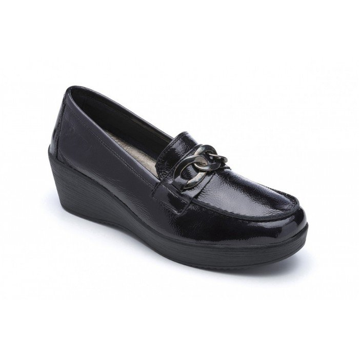Zapatos mujer 24 Hrs 23415 Negro