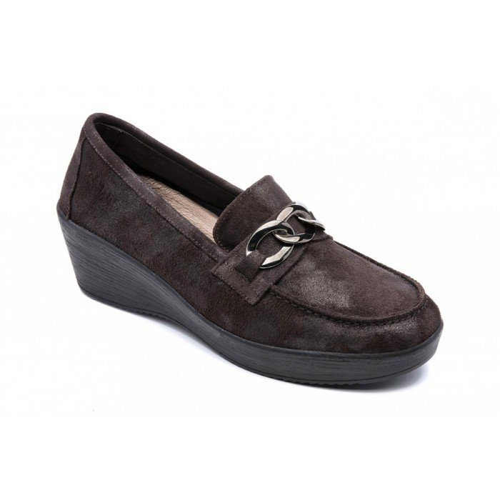 Zapatos mujer 24 Hrs 23415 Marrón