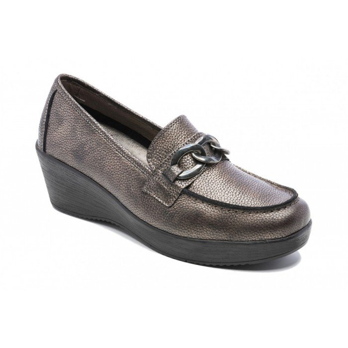 Zapatos mujer 24 Hrs 23415 Bronce