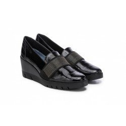 Zapatos mujer 24 Hrs 23450  Negro