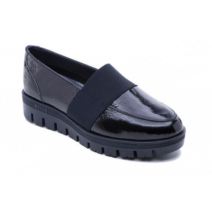 Zapatos mujer 24 Hrs 23480  Azul