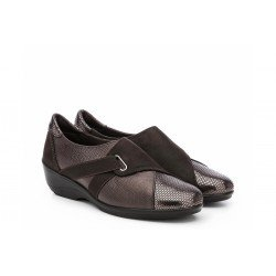 Zapatos mujer 24 Hrs 23747 Marrón