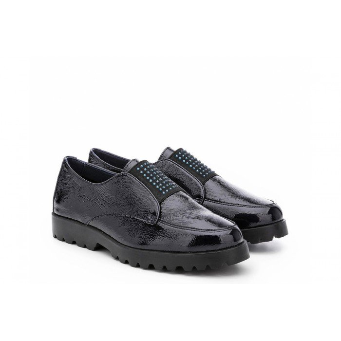 Zapatos mujer 24 Hrs 23757  Azul