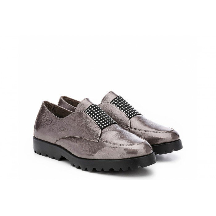 Zapatos mujer 24 Hrs 23757  Taupe