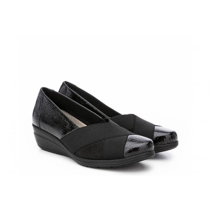 Zapatos mujer 24 Hrs 23812 Negro