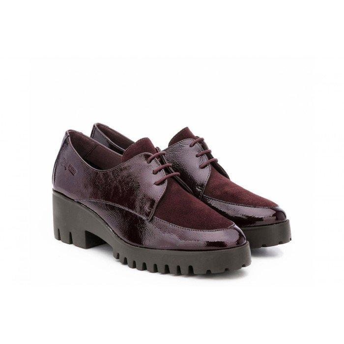 Zapatos mujer 24 Hrs 23851 Burdeos