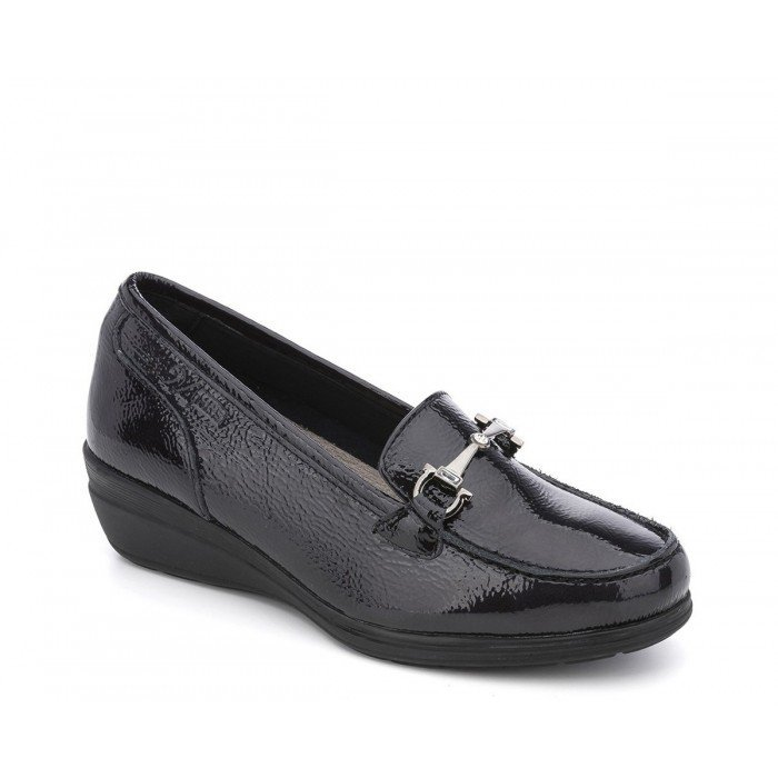 Zapatos mujer 24 Hrs 23372 Negro
