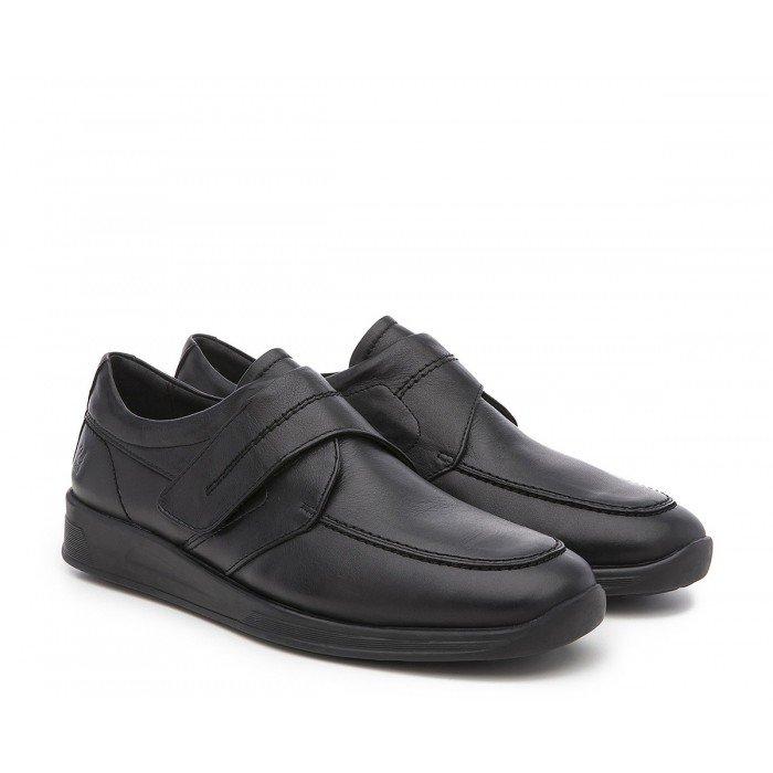 Zapatos hombre 24 Hrs 9989 Negro