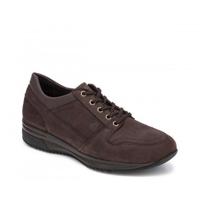 Zapatos hombre 24 Hrs 10031 Café