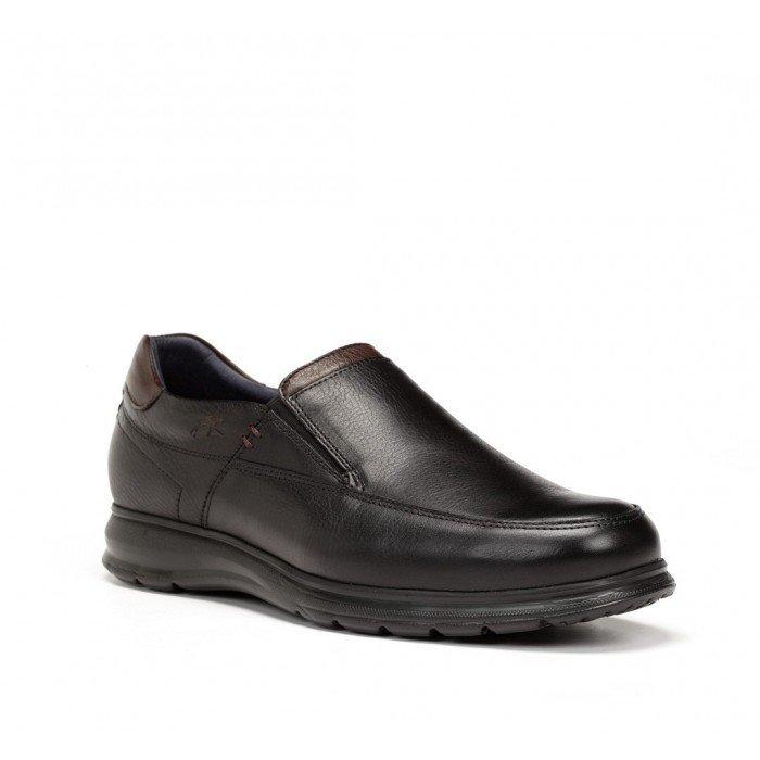 Zapatos Hombre Fluchos Blazer F0388 Negro