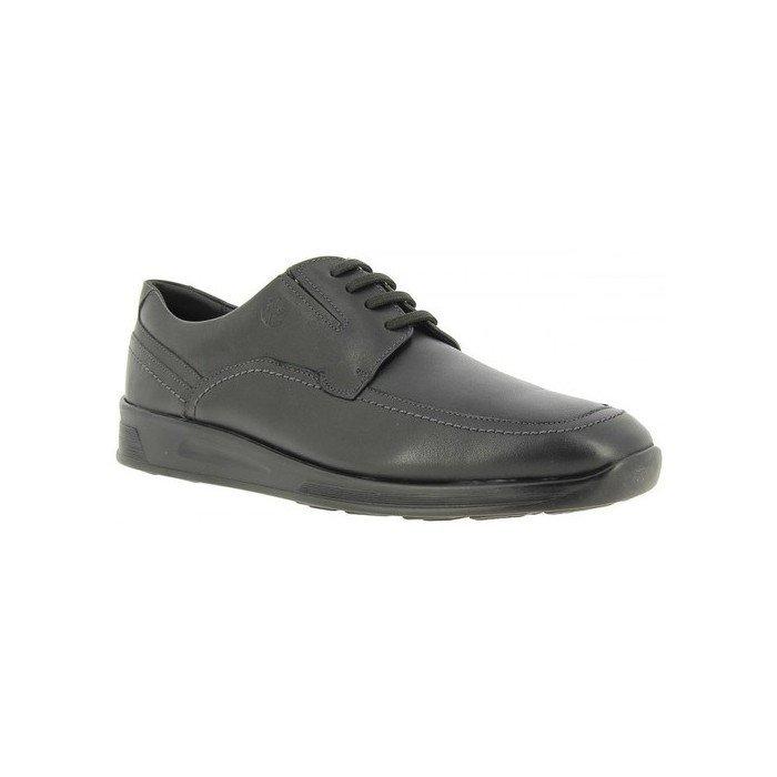 Zapatos hombre 24 Hrs 10446 Negro