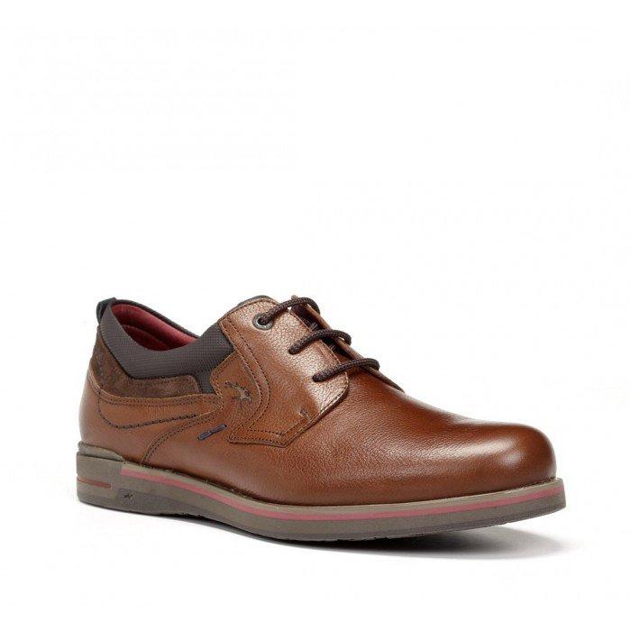 Zapatos hombre Fluchos F0391  Camel Rocket
