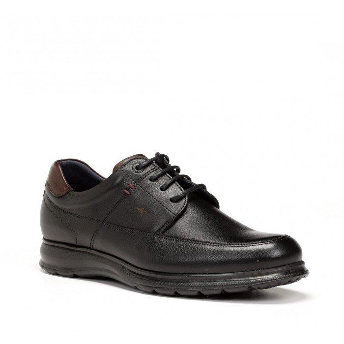 Zapatos Hombre Fluchos Blazer F0387 Negro Salvate