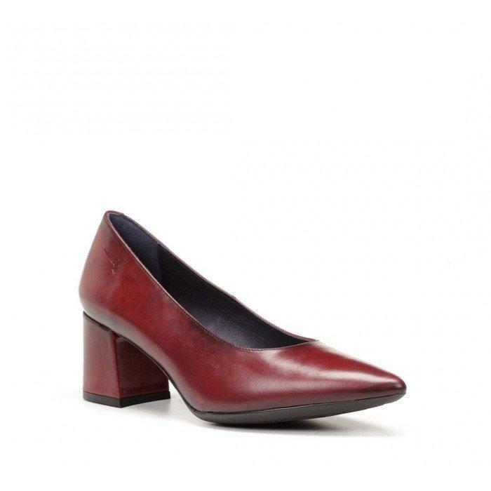 Zapatos mujer Dorking D7720 burdeos Sofi