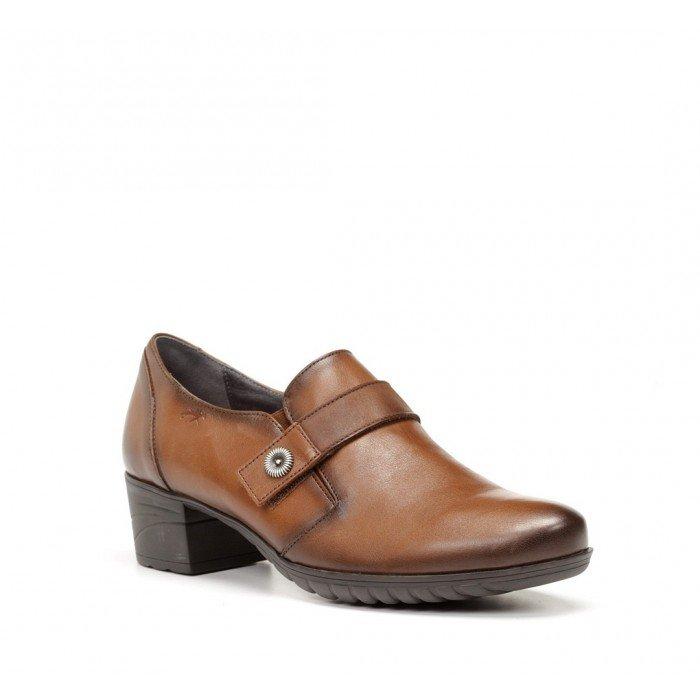 By Mujer Fluchos Piel Linea Color El Dorking Charis Zapatos Cuero En q6HpEH4
