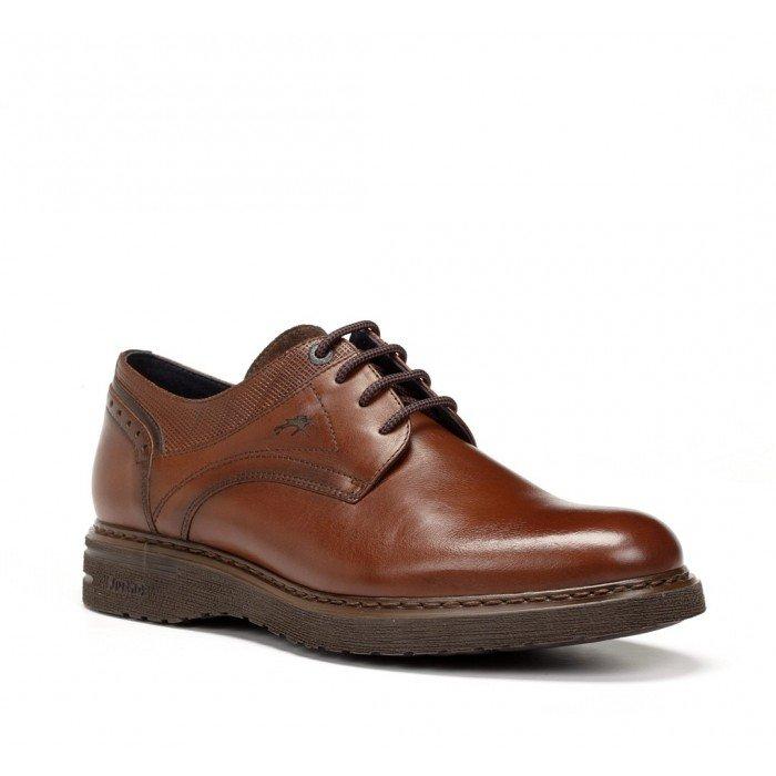 Zapatos hombre Fluchos F0344  Camel