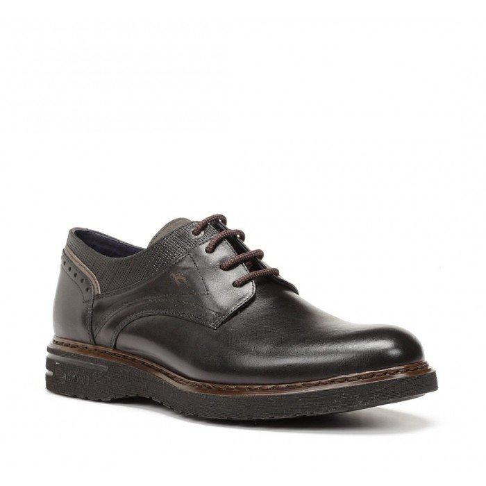 Zapatos Hombre Fluchos Warrior F0344 Negro