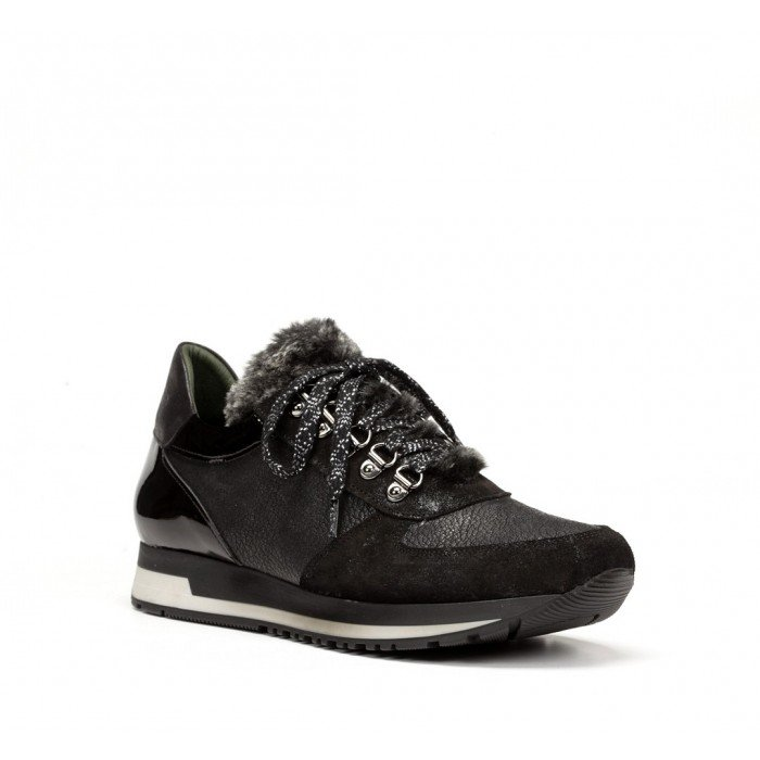 Zapatillas mujer Dorking D7564 Negro