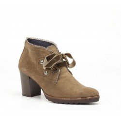 Zapatos mujer Dorking D7590  Camel