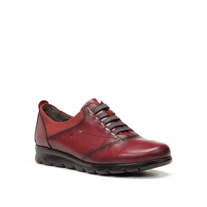 Zapatos mujer Dorking F0354  Burdeos