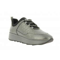 Zapatillas mujer Geox D Gendry C Gris.