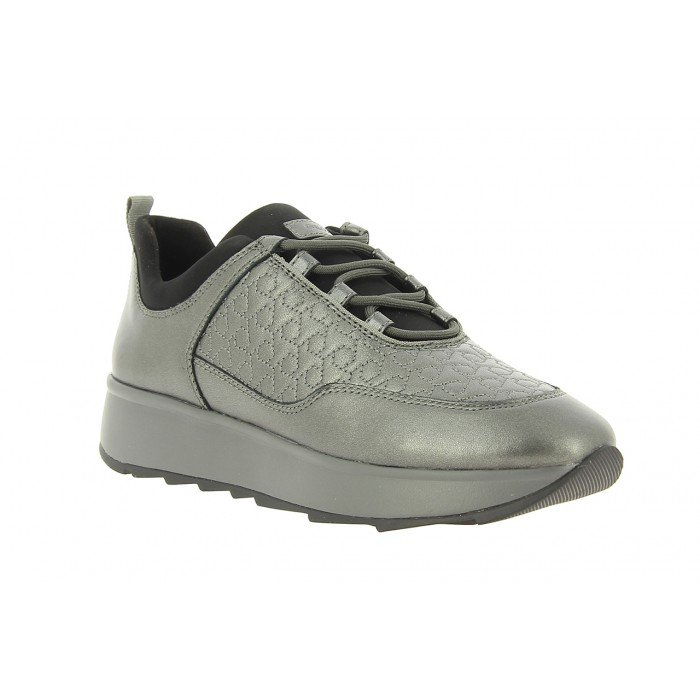 Zapatillas mujer Geox Gendry Gris.